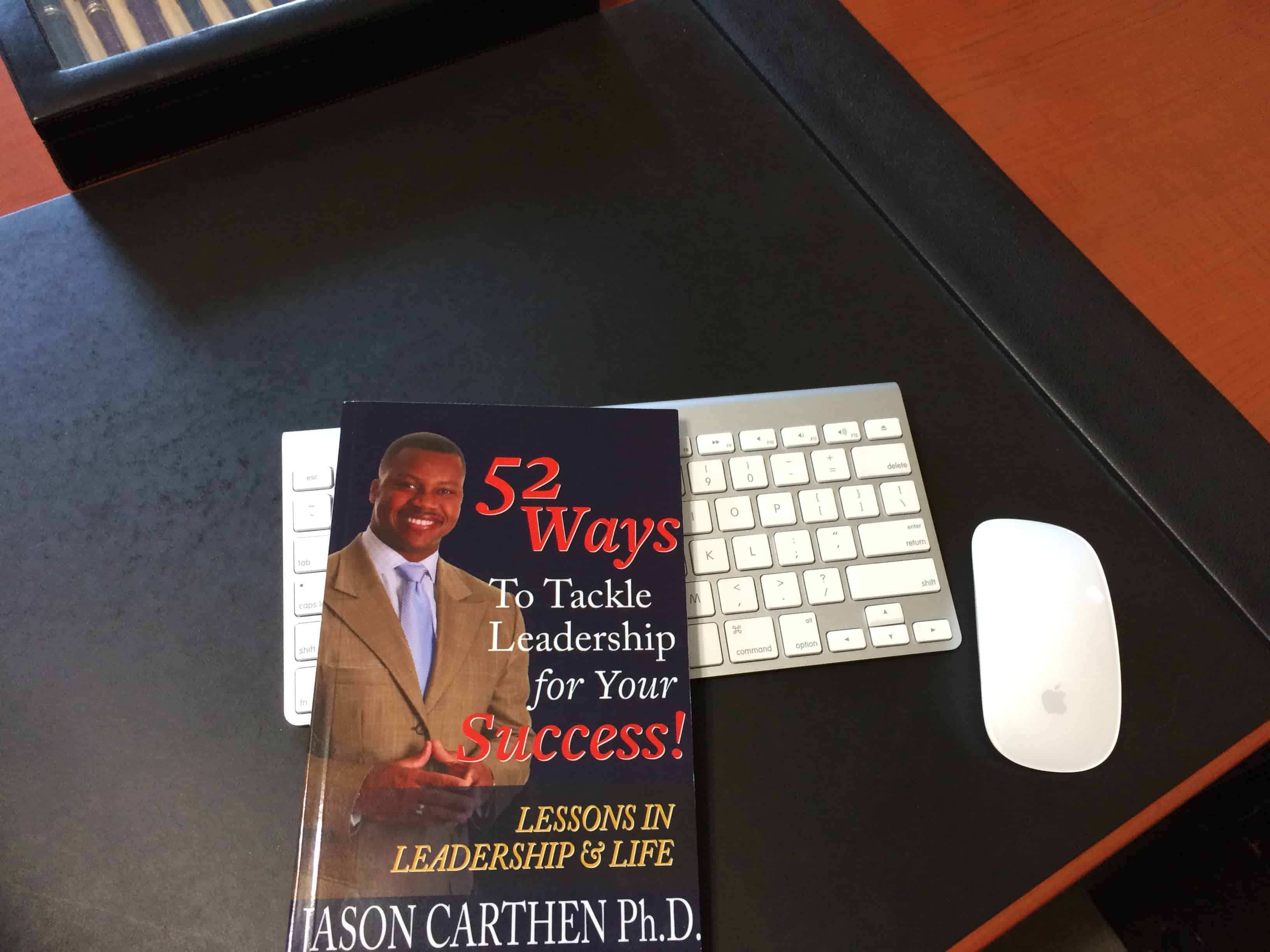 Dr. Jason Carthen: 52 Ways Desk image